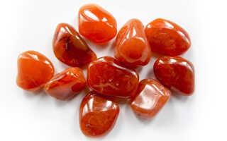 Красный агат: источник жизненной силы