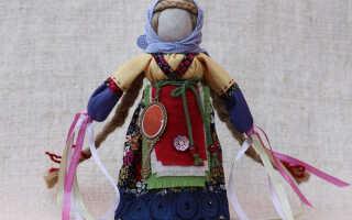 Кукла Желанница — значение оберега и подробный мастер класс