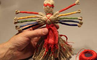 Кукла Десятиручка: незаменимая помощница хозяйки