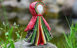 Кукла Северная Берегиня – значение, описание, изготовление своими руками