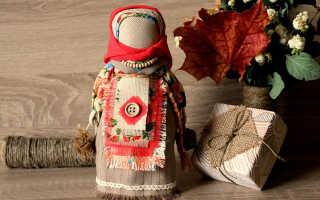 Кукла Берегиня – своими руками делаем главную защитницу дома