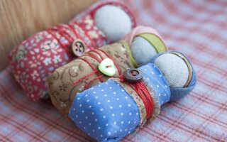 Кукла Пеленашка: игрушка для младенца и сильнейший оберег