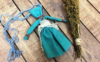 Значение и изготовление народной куклы Кувадки