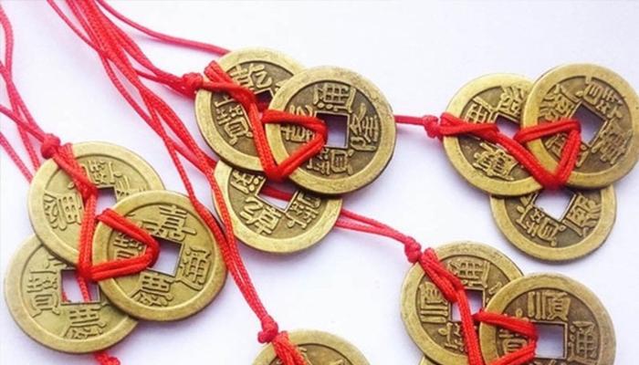Китайский денежный амулет