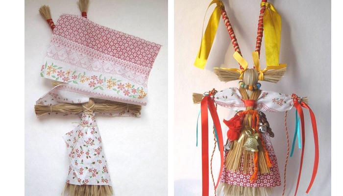 Одежда для куклы коза