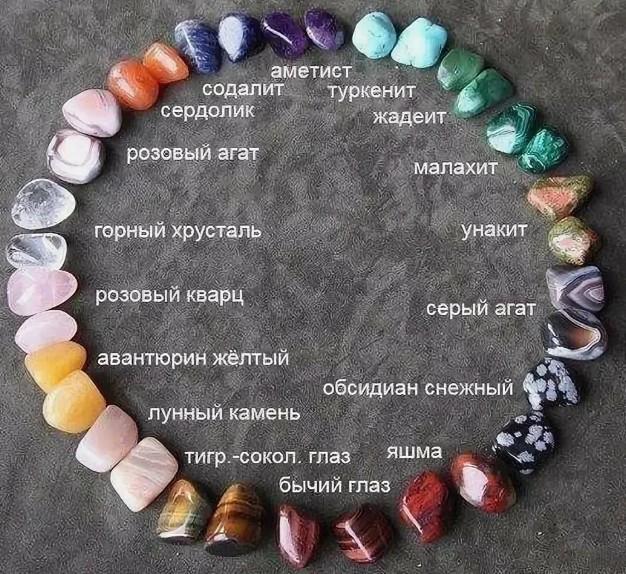 Агат и другие минералы