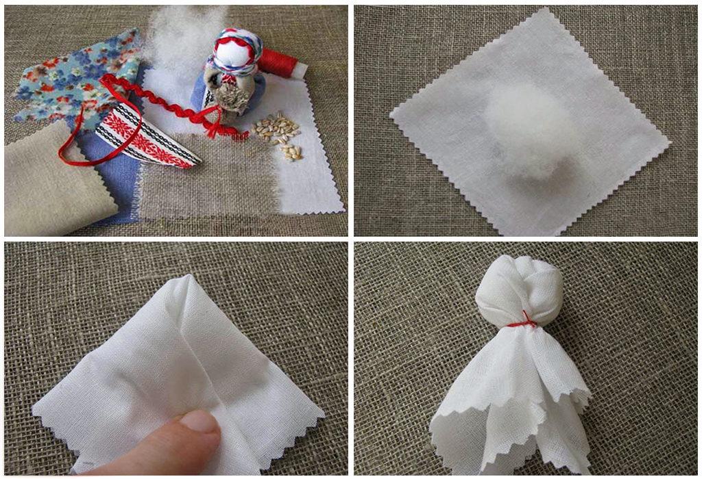 Создание куклы Подорожница