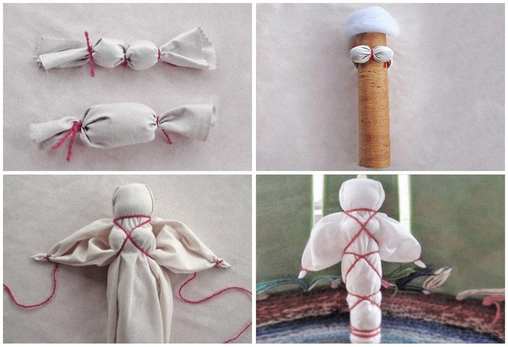 Создание куклы Берегини