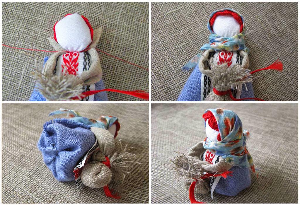 Готовая куколка Подорожница
