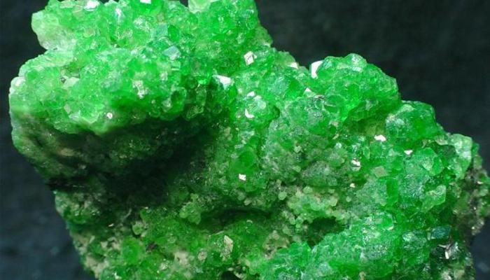 Гроссуляр минерал