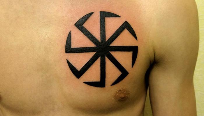 Татуировка Коловрат