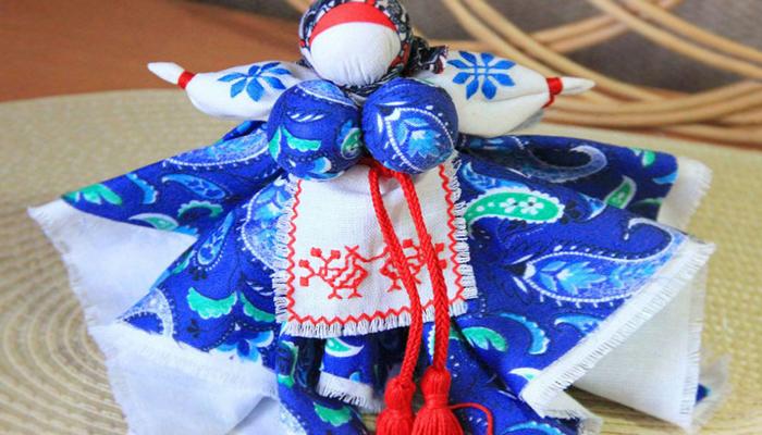 Кукла Рванка
