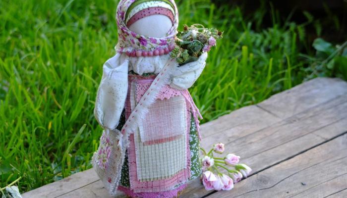 Кукла талисман Успешница