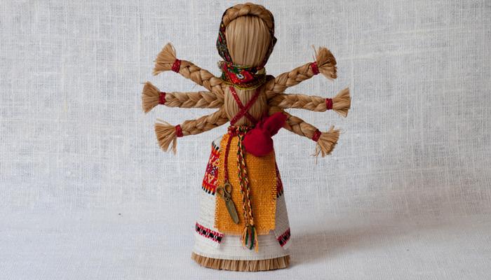 Куколка Шестиручка