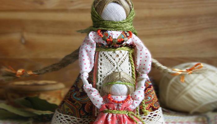 Куклы обереги