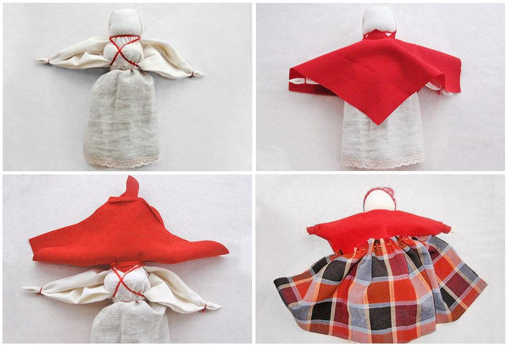 Одежда для куклы Столбушки
