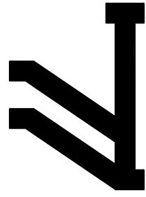 Рунический знак Есть