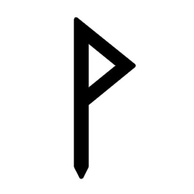 Рунический знак Вуньо