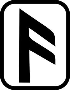 Рунический знак Ансуз