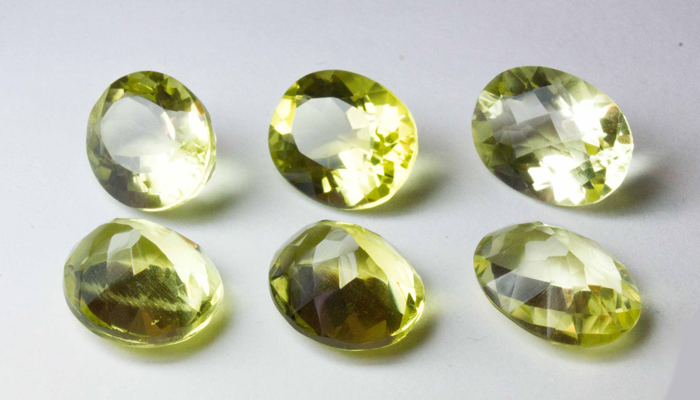 Серо-зеленый кварц
