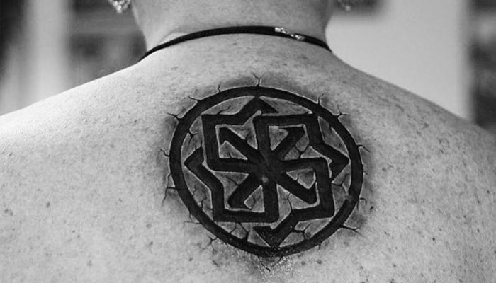 Татуировка Молвинец