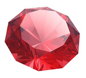 Минерал рубин