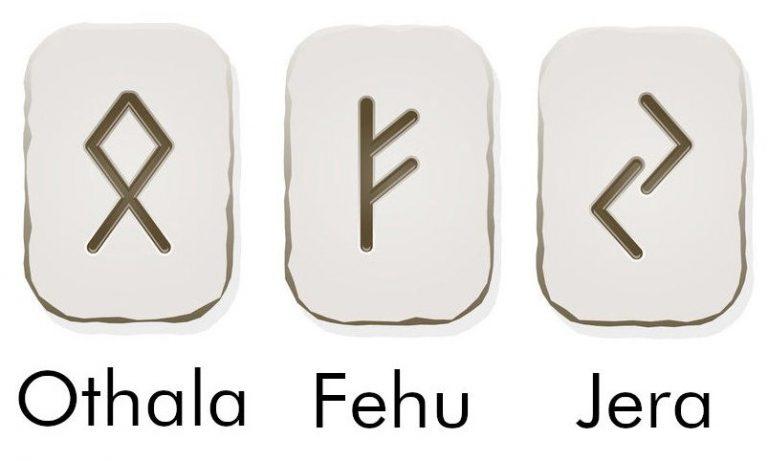 Руническая формула Отала-Феху-Йера