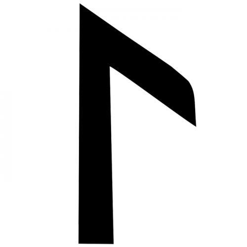 Знак Лагуз