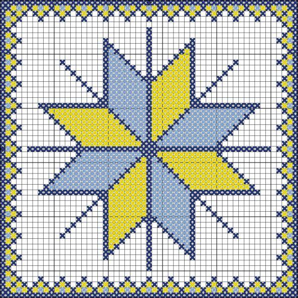 Схемы для вышивания Алатыря