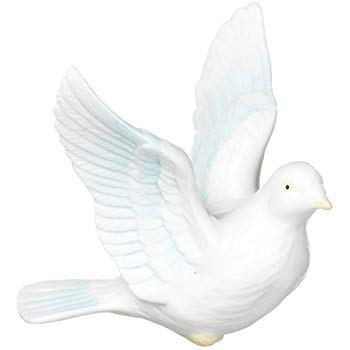 Статуэтка голубя